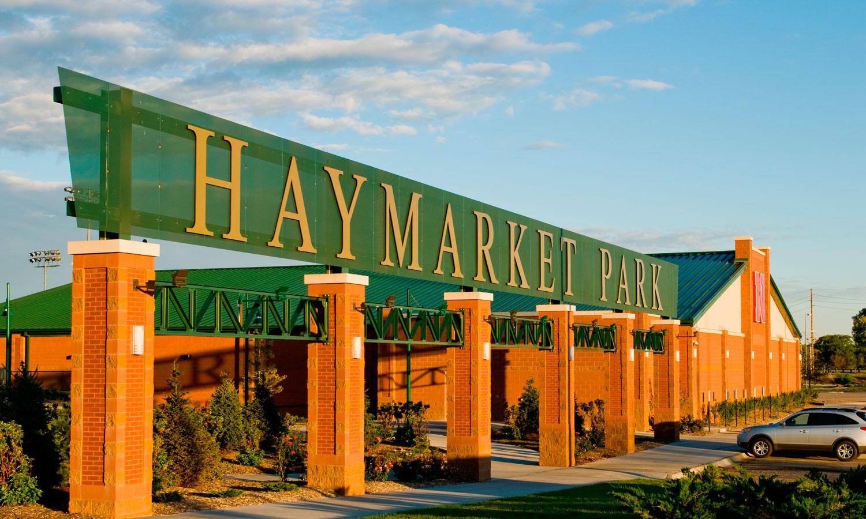Haymarket Park Indoor Practice Facility