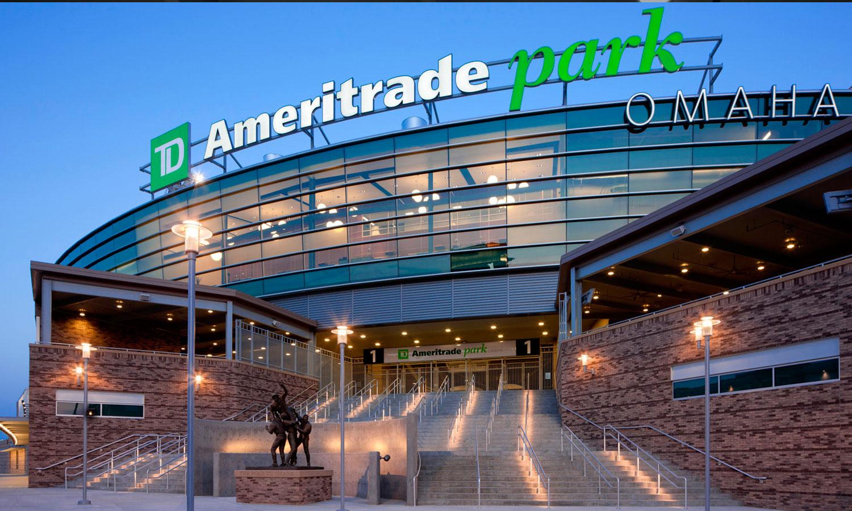TD Ameritrade Park - Omaha