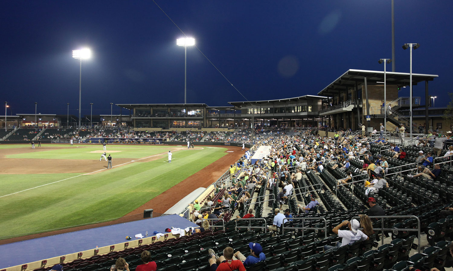 Werner Park - Omaha Storm Chasers