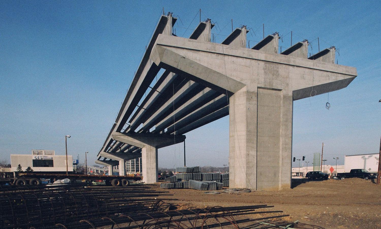 West Dodge Overpass
