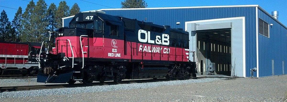 Omaha, Lincoln, & Beatrice Railway